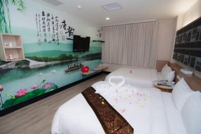 日式标准4人房