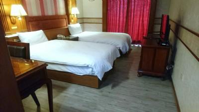 豪華雙人房雙床