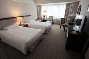 高级客房双床