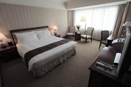 高級客房大床桂冠樓層