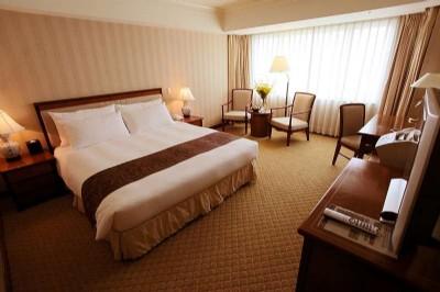 高级客房大床贵宾楼层