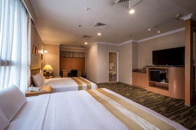 Luxury Quated Room