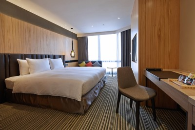 Deluxe Double Room (H Room)