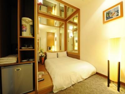 日式套房(木质地板/一般床)