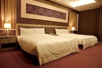 Premier Quad Room