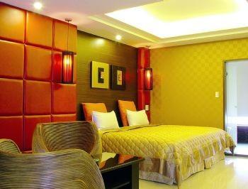 豪華套房(一大床或兩小床)