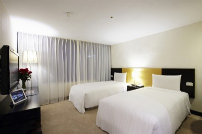 Business Twin Room (Two Single Beds)