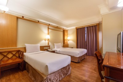 SL精緻兩小床客房