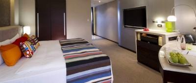 標準客房(一大床)