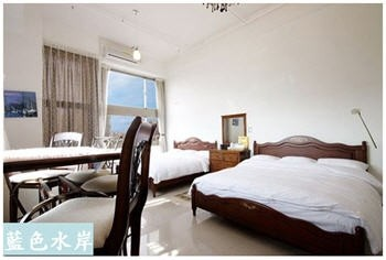 Luxury Quad Room(B)(Sea View)
