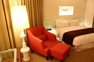 豪華客房一大床