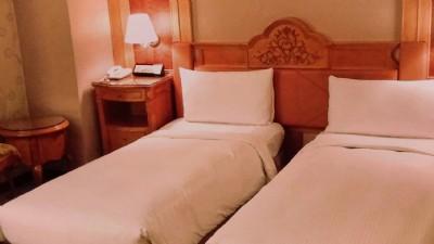 精致双床房
