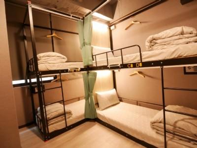 Quad Room(bunk bed)