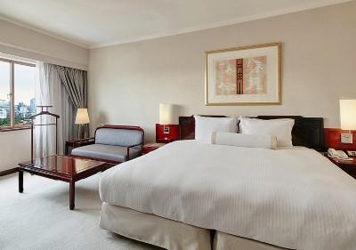 豪華單床房