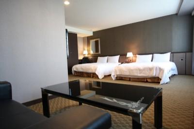 Deluxe  Quad Room