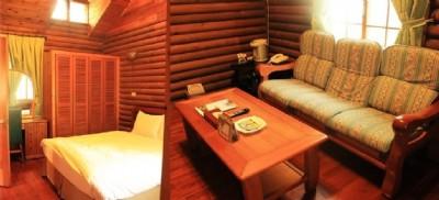 木屋双人房