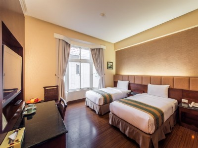 Travel Road Birthday Promotion/ Luxury Twin Room