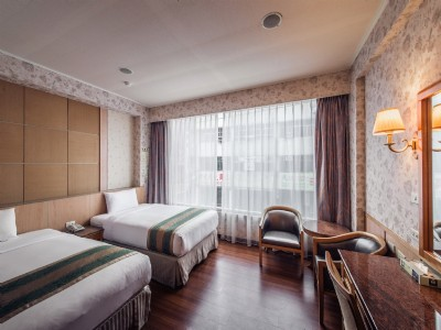 Da Shih Birthday Promotion/ Executive Double Room