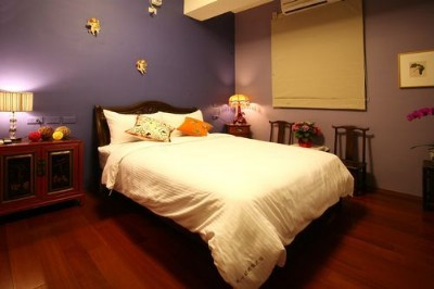 紫心302双人房