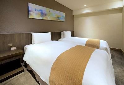 晶贊雙床房