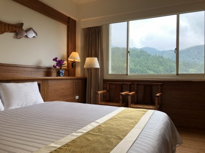 Moso Double Room (1 Dbl Bed)