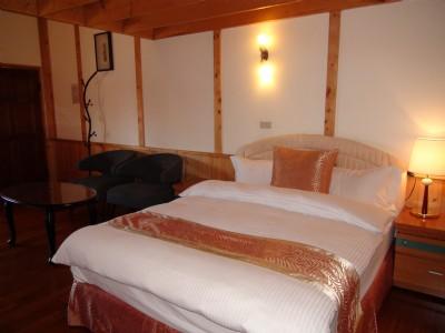 欧式木屋双人套房