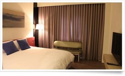 主题会馆二人房-单床