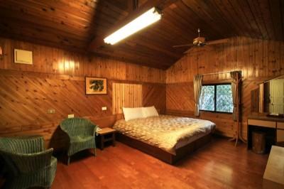 独栋木屋两人房