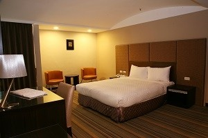 Standard Twin Room (One Double Bed)