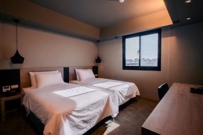 雙人房(2小床)