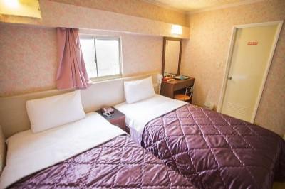 豪华双人房(2小床)