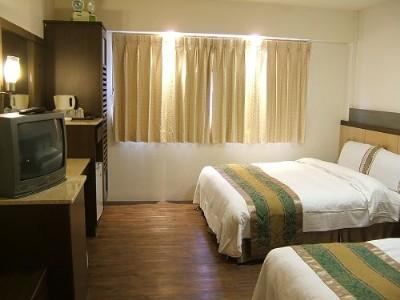 湯屋雙床房