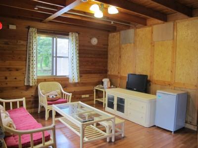 三人一房獨棟木屋