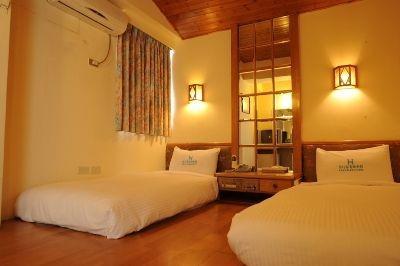 日式二单床套房